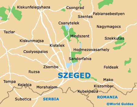 Small Szeged Map
