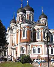 Image showing the Nevsky Cathedral