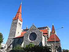 Image of the city's famous cathedral