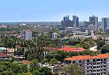Picture of amphitheatre in Dar es Salaam