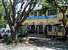 Picture of local hotel in Dodoma