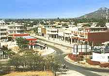 Downtown view of Dodoma