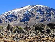 Mount Kilimanjaro National Park photograph