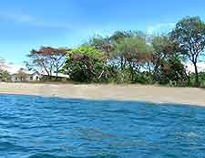 Lake Malawi National Park coastal view