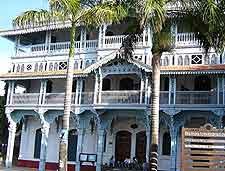 Photo of Beit al-Sahel (Palace Museum) in Stone Town, Zanzibar