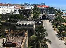 Stone town picture, Zanzibar