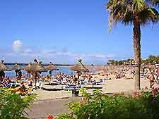 Image of Tenerife beachfront