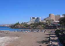 Picture of a Tenerife beach