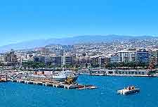 Tenerife waterfront picture