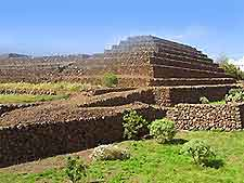 Photo of the Piramides de Guimar (Guimar Black Pyramids), Tenerife