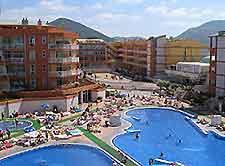 Image of a Tenerife hotel facilities