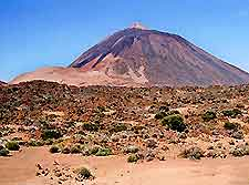 Image of Mount (Montana) Teide, the tallest mountain in Spain