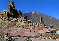 Photo of Tenerife's Mount Teide