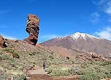 Image of Los Roques de Garcia in Tenerife's Teide National Park