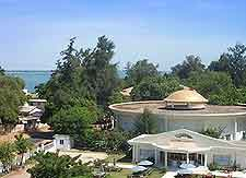 Image taken from the Arch 22 in Banjul