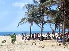 Beachfront picture