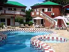 Photo of hotel and pool in Bijilo