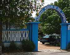 The Gambia National Museum photograph