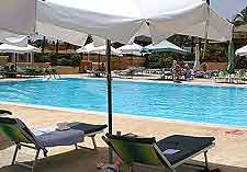 Photograph taken at the Sunbeach Hotel and Resort at Bakau
