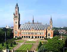 Image of the Peace Palace (Vredespaleis)