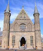 View of Binnenhof