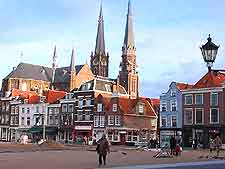 Photo of Delft city centre