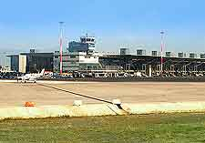 Thessaloniki Airport (SKG) picture of terminal