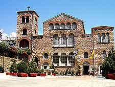 Church of Aghios Demetrios photograph