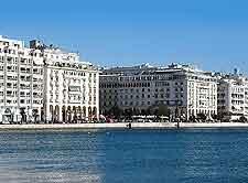 Image showing waterfront lodging