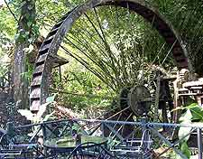 Arnos Vale Waterwheel picture