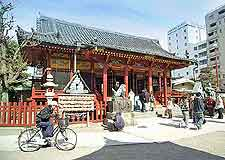 Picture of the Asakusa Shrine