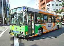 Photo of city bus