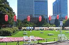 Hibiya Park photograph