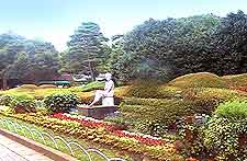 Picture of Tokyo's Jindai Botanical Park