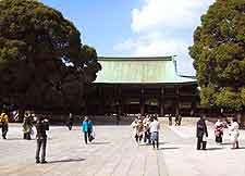Meiji Jingu Shrine photo