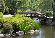 Photo of Japanese gardens in Mito