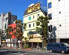 Picture taken Shibuya district