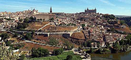 Toledo Tourist Attractions: Sightseeing and Attractions in Toledo ...