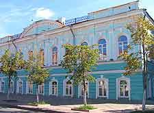 City centre picture