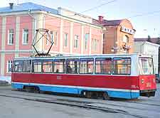 Image showing city tram