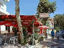Image of an eatery