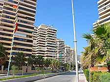 Photo of Torremolinos roads
