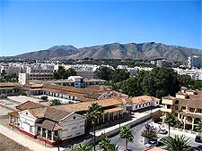 Image showing the Sierra de Mijas, by Robbie Jim