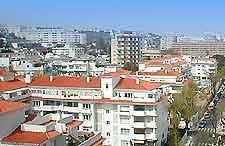 Rooftop view across Torremolinos