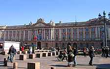 Photo showing Le Capitole (City Hall)