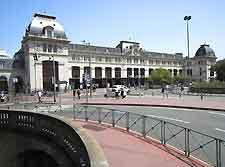 View of the Matabiau Station