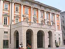 Picture of the Teatro Verdi