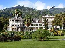 Further image of the President's House