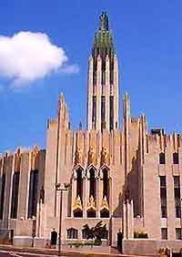 Picture of the Boston Avenue United Methodist Church