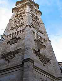 Miguelete Tower photo
